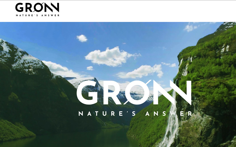 GRØNN - Nature's answer